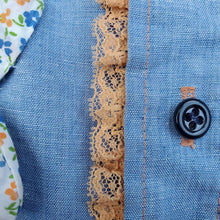 Load image into Gallery viewer, 70's Chambray Shirt