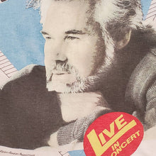 Load image into Gallery viewer, Kenny Rogers Tour Tee