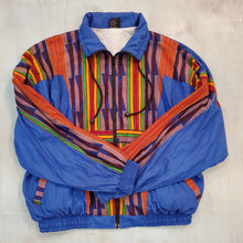 Load image into Gallery viewer, *SOLD* Mixed Material Nylon Jacket
