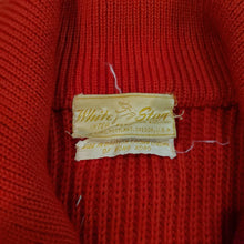 Load image into Gallery viewer, White Stag Cable Knit Cardigan