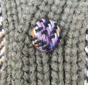 Irish Tweed Sweater