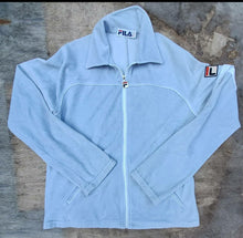 Load image into Gallery viewer, Fila Velour Jacket