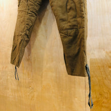 Load image into Gallery viewer, Vintage Army Extreme Weather Soft Shell Trousers