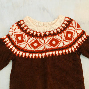 *SOLD* Wool Knit Sweater