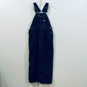 Lee Union Made Overalls w/ Elastic Suspenders in 38x28