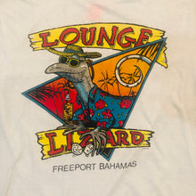 Load image into Gallery viewer, Bahamas Lounge Lizard Tee