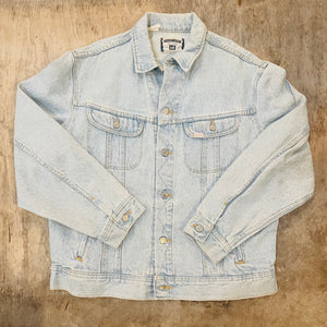 90's Lee Light Denim Jacket