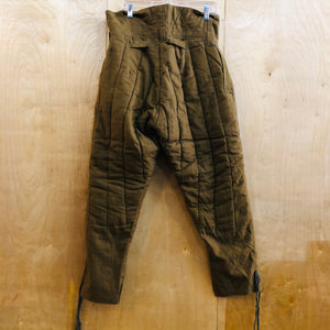 Vintage Army Extreme Weather Soft Shell Trousers