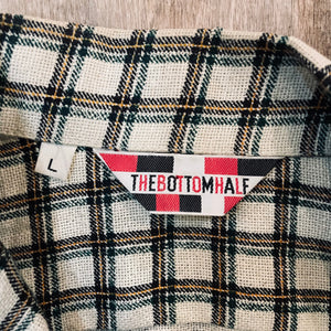 70's Plaid Jacket