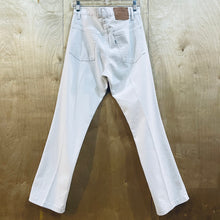 Load image into Gallery viewer, Levi's White Twill Pants