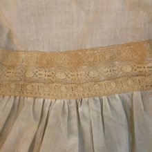Load image into Gallery viewer, Cream and Tan Lace Dress