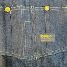 Load image into Gallery viewer, 60's Osh Kosh B'gosh Sanforized Overalls in 40x30
