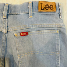 Load image into Gallery viewer, Lee Light Blue Denim