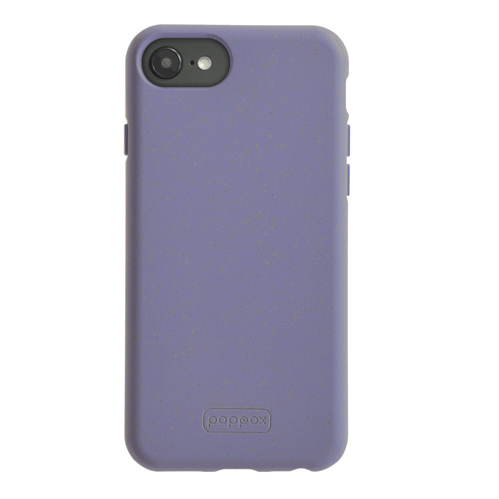 iphone SE biodegradable phone case color violet