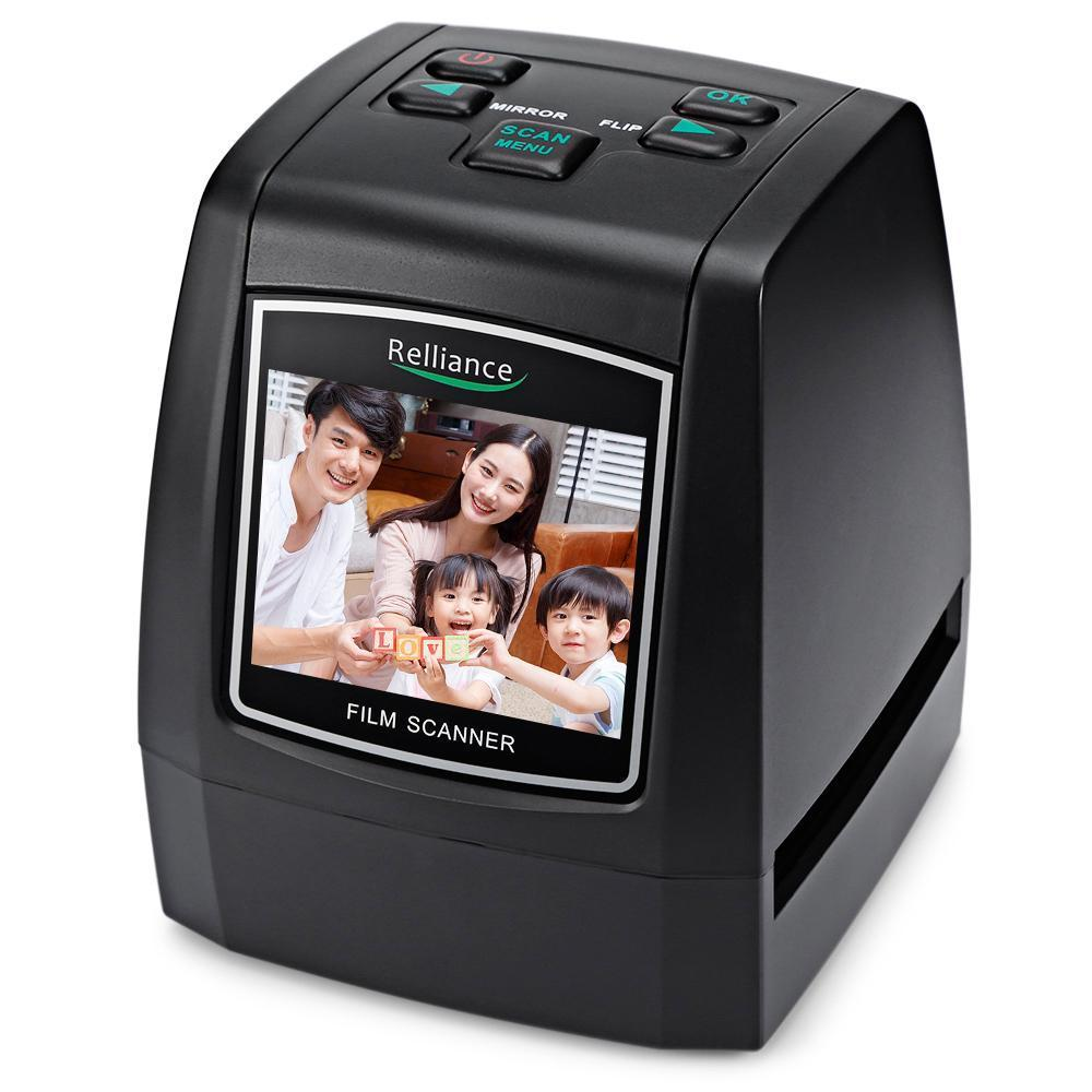 High Quality All-In-1 Film & Slide Scanner