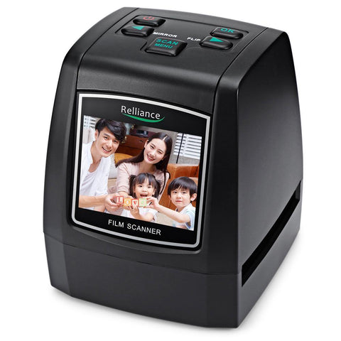 Image of High Quality All-In-1 Film & Slide Scanner