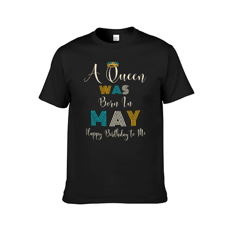 A Queen Was Born In May