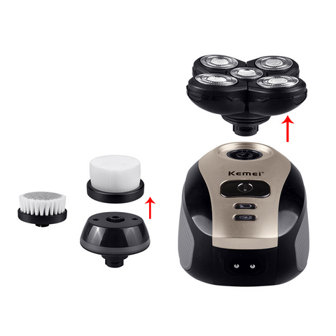 Image of 5 In 1 Rechargeable Shaver