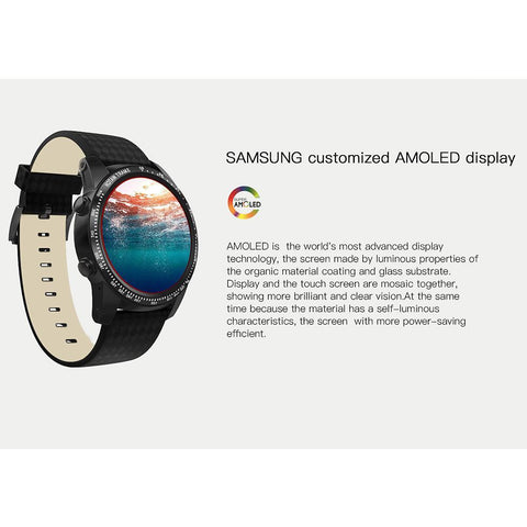 Classic Android Smart Watch - For VIP Members Only