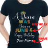 A Queen was Born In June