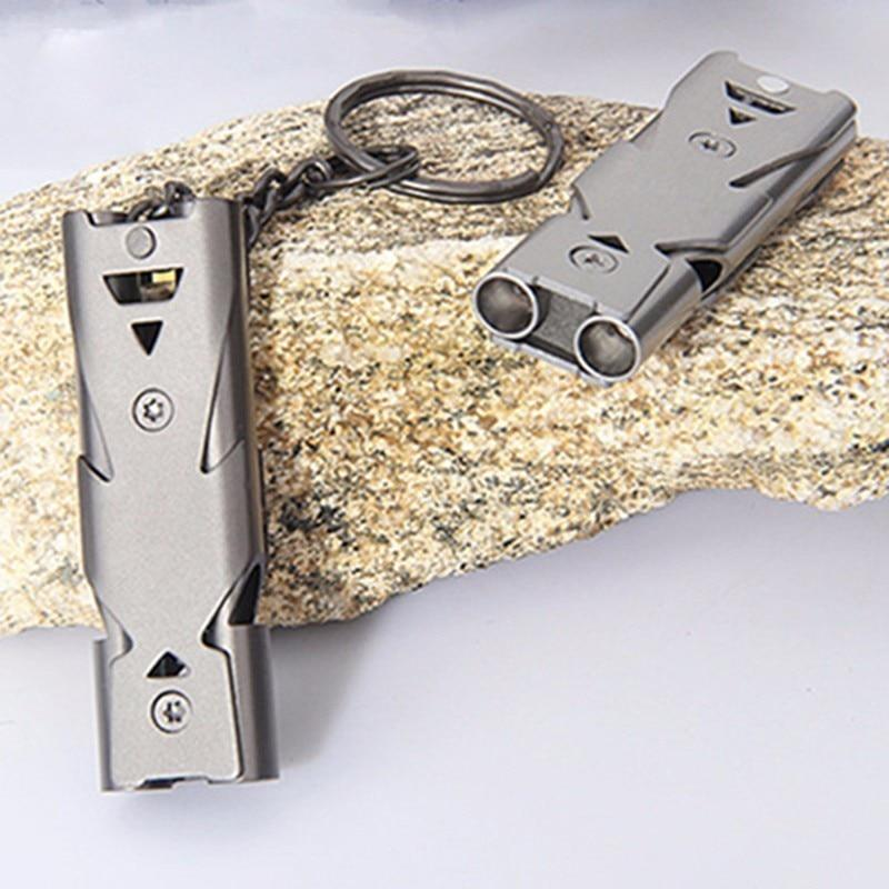 Emergency Survival Whistle -  - For VIP Members Only