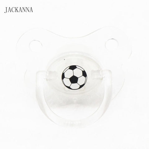 Image of BPA-Free Sillicone Funny Baby Pacifier