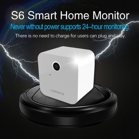 Image of HD 1080P Mini Wifi IP Night Vision Wireless Camera