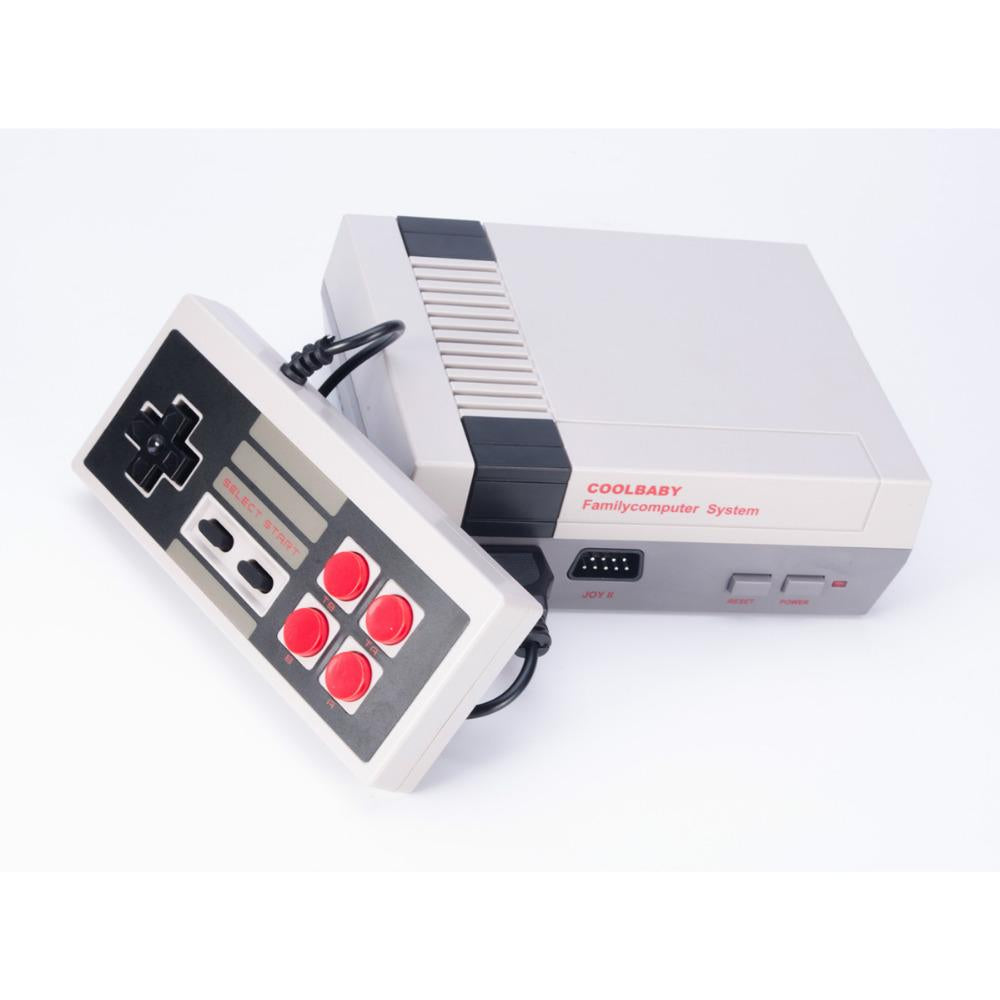 Retro HD Video Game Console (600+ Games!)