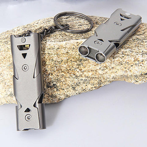Image of Emergency Survival Whistle -  - For VIP Members Only