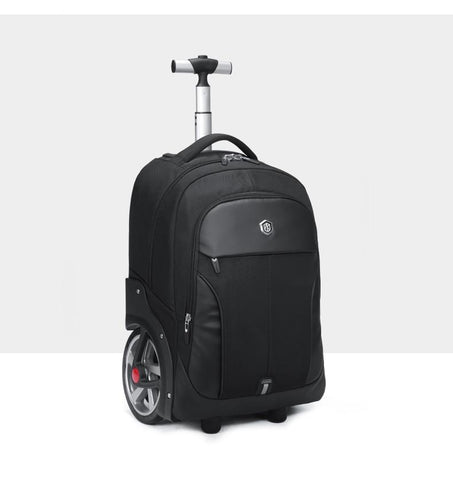 Image of Big Wheel Trolley Luggage