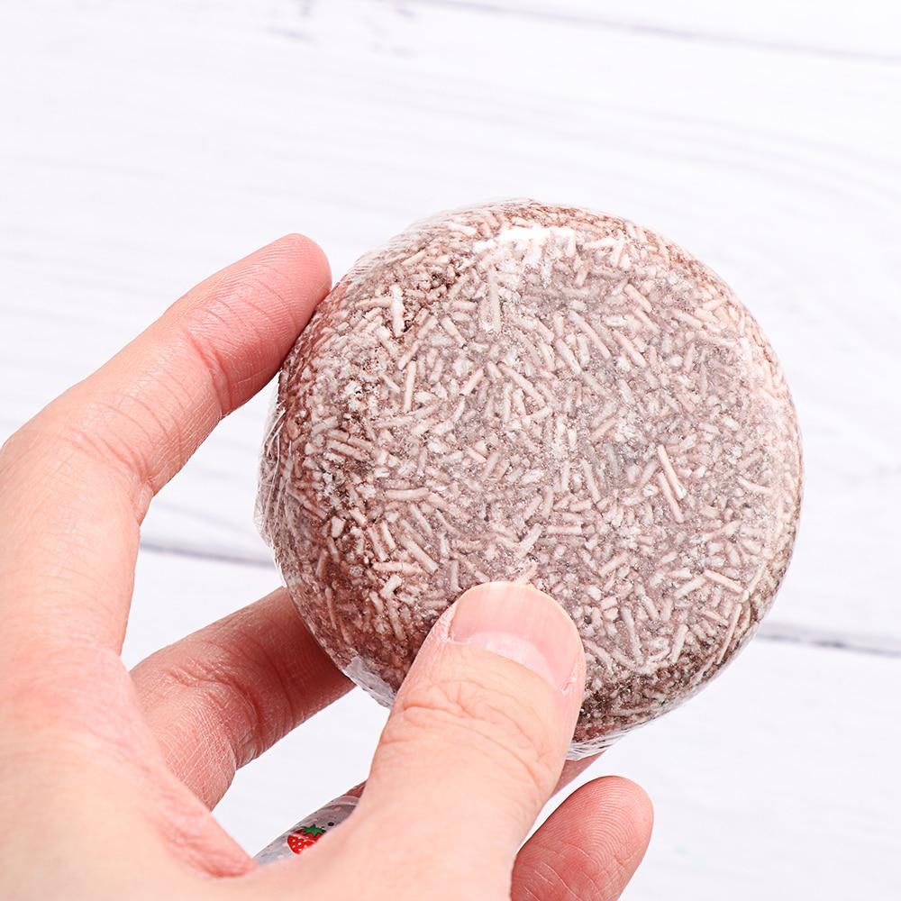 Organic Grey Hair Reverse Shampoo Bar