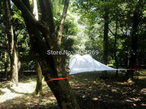 Image of Suspended Tent