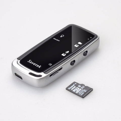 Image of Mini Camcorder Key Chain Camera