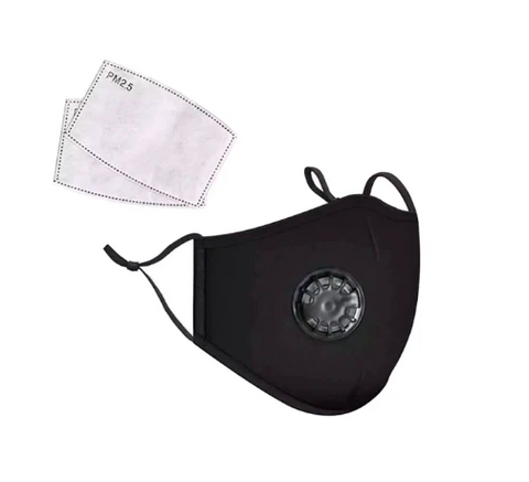 Image of Washable Anti-Pollution Mask - For VIP Members Only