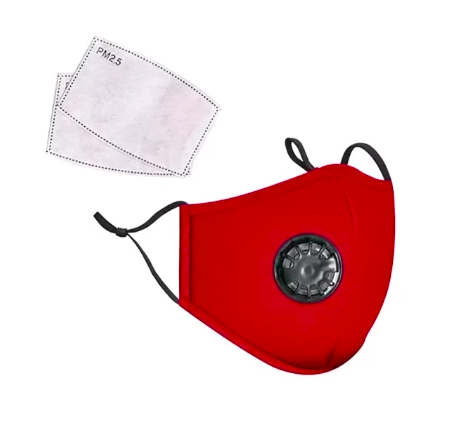 Washable Anti-Pollution Mask - For VIP Members Only