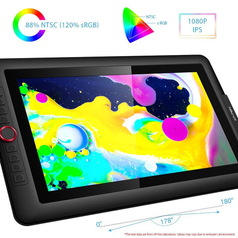 Image of 15.6 Pro Drawing Tablet