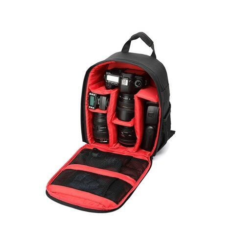 Waterproof Multi-Functional Digital Camera Backpack