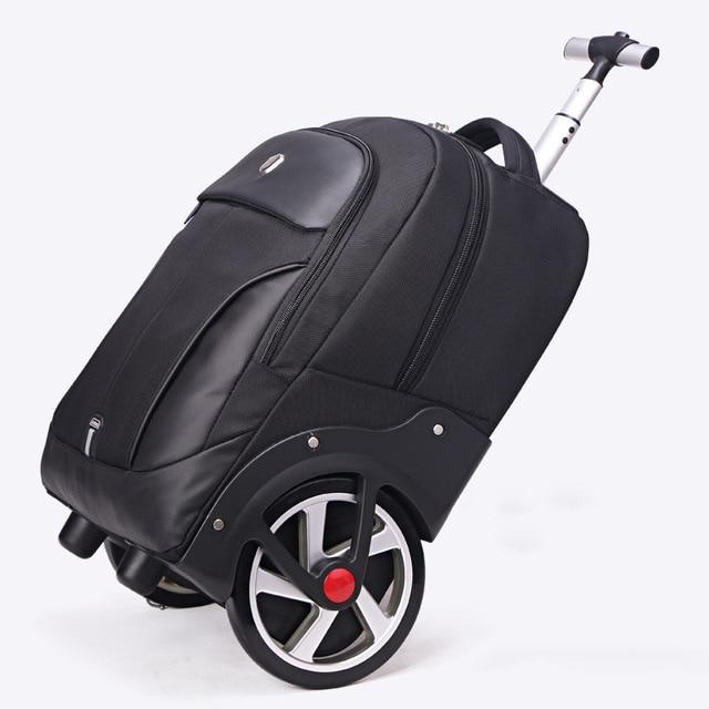 Big Wheel Trolley Luggage