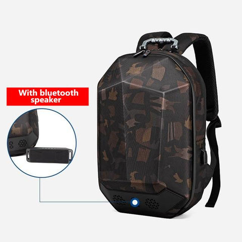 Image of Multi-functional Speaker Backpack
