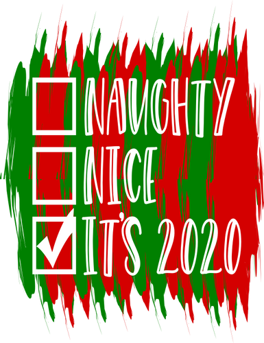 Naughty Nice IT'S 2020 - CWB Vinyl Materials