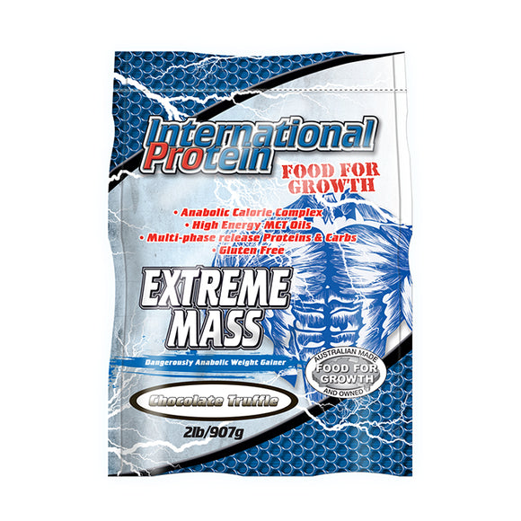 Extreme Mass International Protein