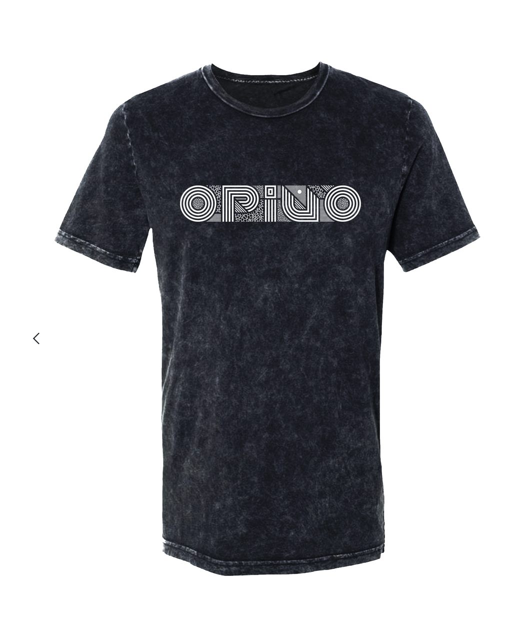 Mineral Washed Logo T-Shirt