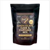 Chocolate Cake Mix- New Size! Makes 12 Cupcakes