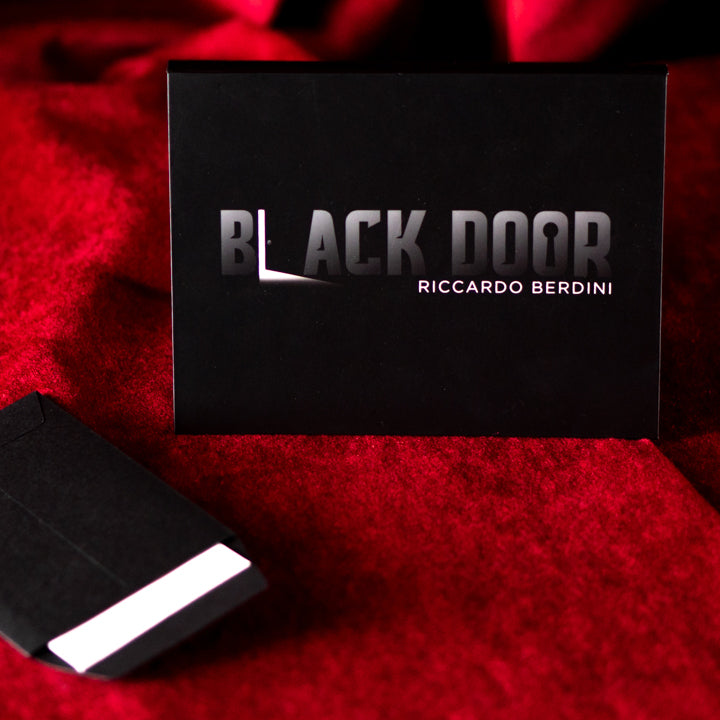 Black Door By Riccardo Berdini (2 Envelopes)