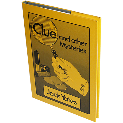 Clue And Other Mysteries By Jack Yates
