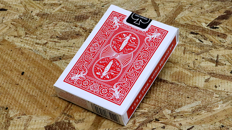 Bicycle Maiden Back (Red or Blue) by US Playing Card Co
