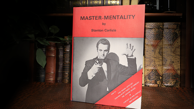 Master-Mentality (Limited/Out of Print) by Stanton Carlisle