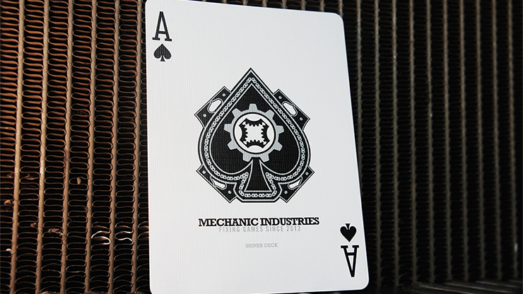 Mechanic Shiner Deck by Mechanic Industries