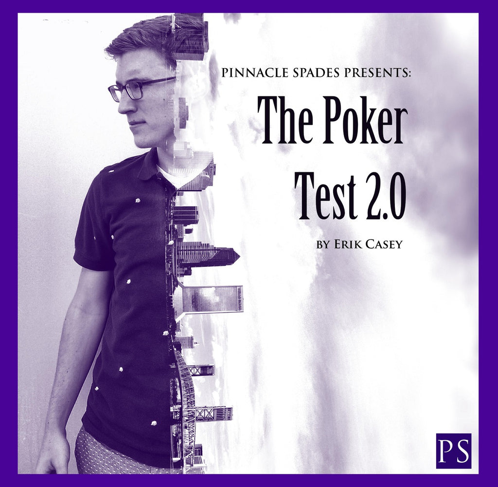 The Poker Test 2.0 by Erik Casey (Download + Gimmicks)