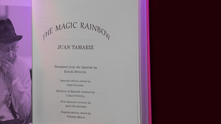 Magic Rainbow By Juan Tamariz
